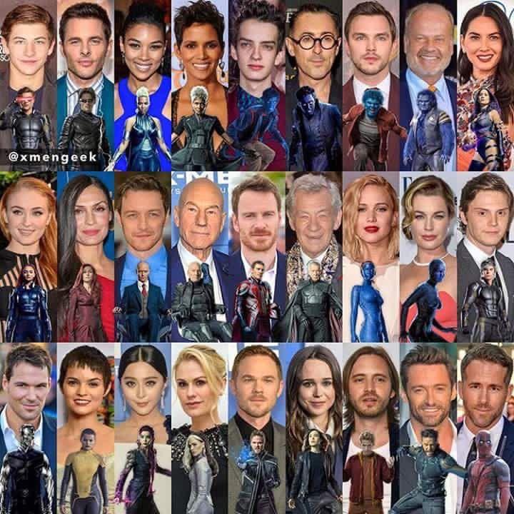 X Man Cast, Marvel Heroes, Marvel