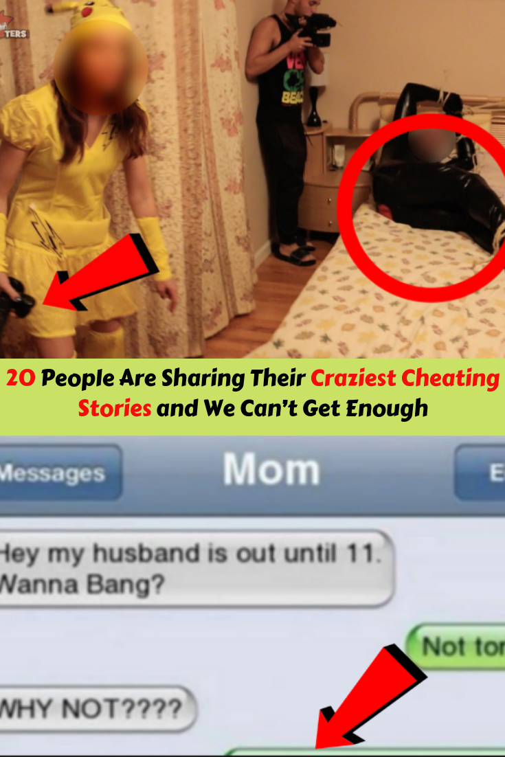 20 People Are Sharing Their Craziest Cheating Stories and We Can't Get Enough is part of Cheating stories - One guy thought the family Passover Seder was a great place to admit to hooking up with someone else