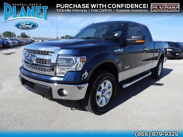 Search 2014 Ford F 150 Truck Steel Gray G3859a Used Automotive