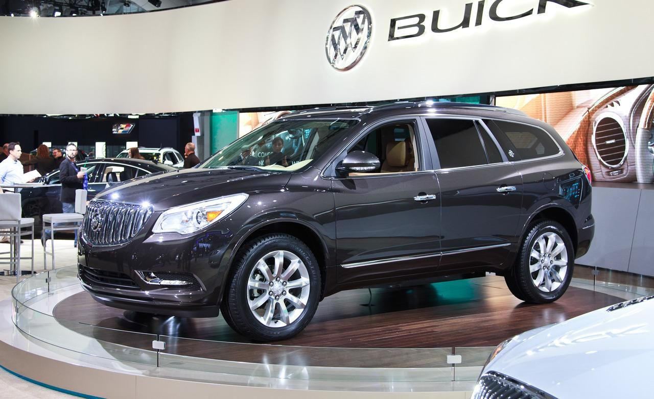 2016 buick enclave is the featured model the 2016 buick enclave spy shots image is added in car pictures category by the author on apr