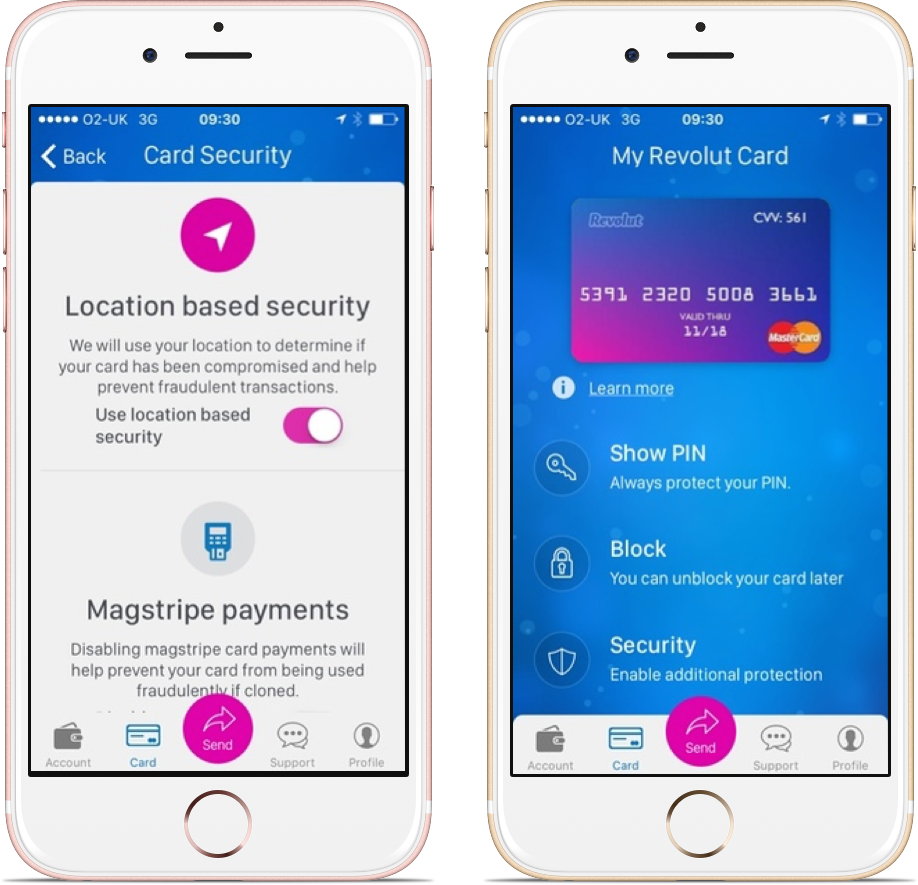 Revolut 2 4 The Next Generation Of Security Bank Card Generation Security