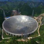 La Chine cherche des aliens avec le plus gros télescope du monde