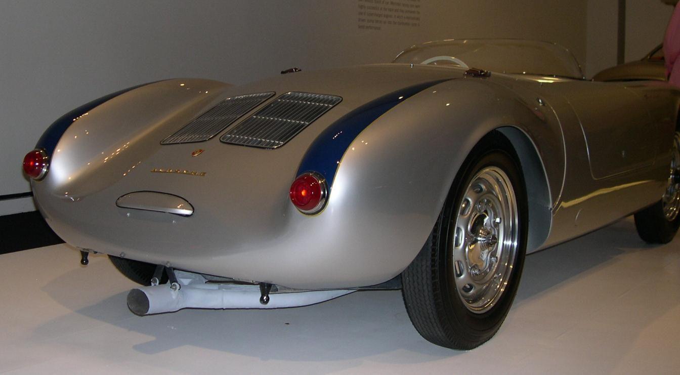 1955 porsche type 550 spyder - Porsche Spyder 550