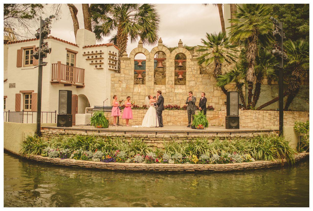 Anna And Jesse Wedding At San Antonio Texas River Walk 15 Weddings Pinterest San Antonio