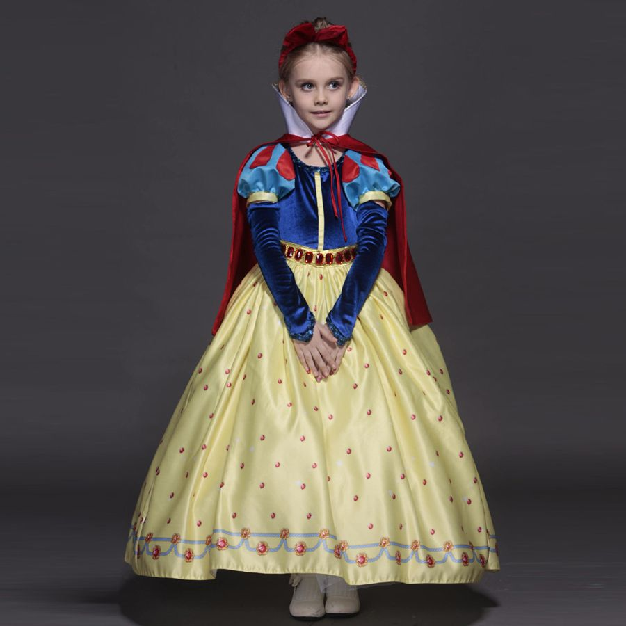 Click to Buy ucuc New High quality Kids princess sofia dress for baby