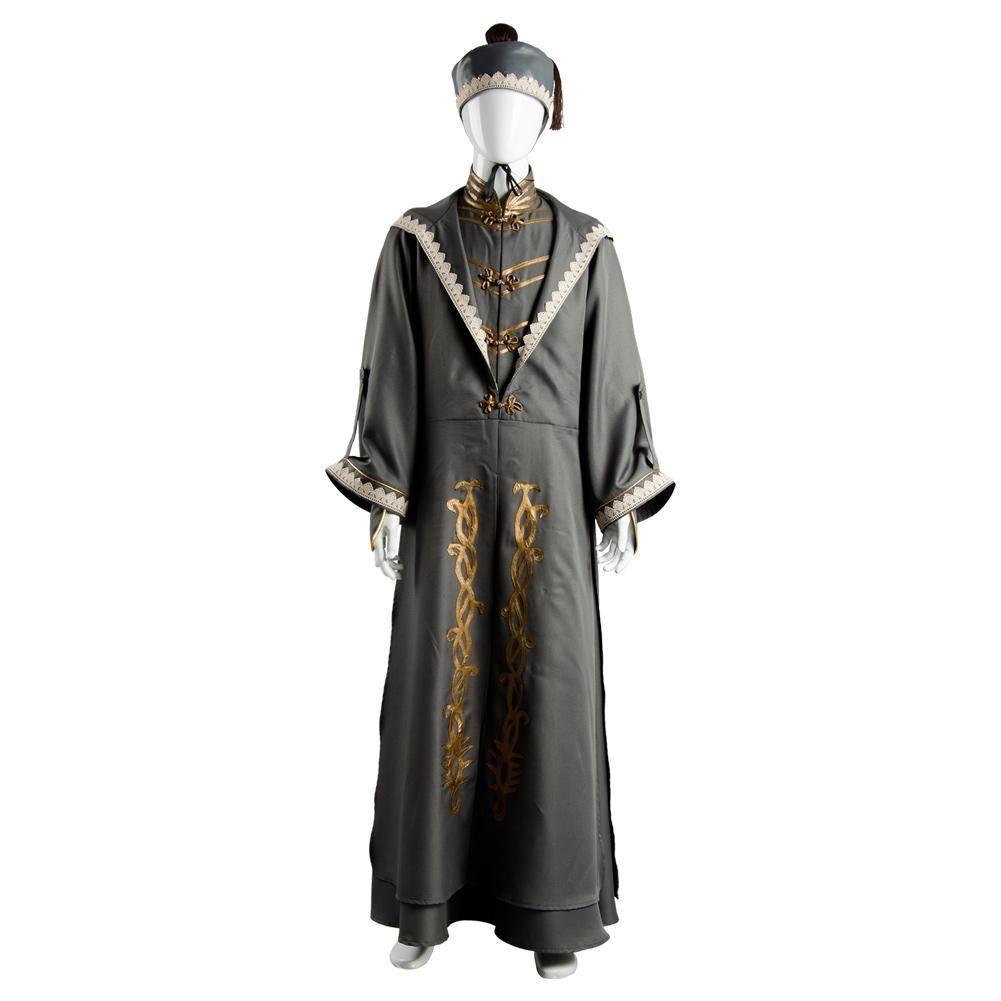 Harry Potter Albus Dumbledore Adult Costume Halloween ...