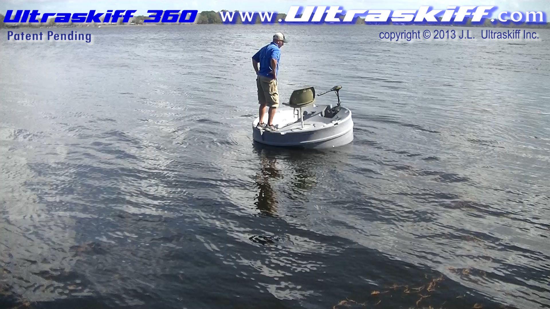 Ultraskiff | Demonstration | Videos | Round Boat | Round