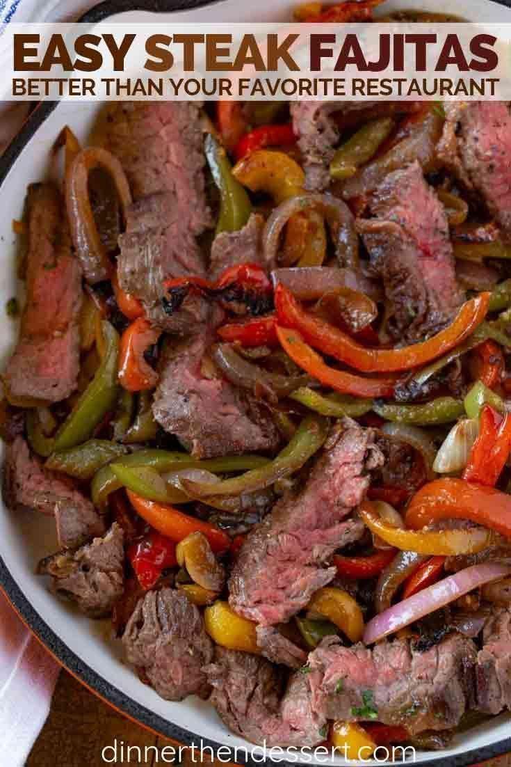 #Bell #easy #fajita #Fajitas #Homemade #pep #seasoning #skirt #steak Steak Fajitas made with an easy homemade fajita seasoning, skirt steak, bell pep...              Steak Fajitas made with an easy homemade fajita seasoning, skirt steak, bell peppers and onions in a one skillet in just 30 minutes!| #steak #steakfajitas #fajitas #mexicanfood #homemadefajitaseasoning #Bell #easy #fajita #Fajitas #Homemade #pep #seasoning #skirt #steak Steak Fajitas made with an easy homemade fajita seasoning, sk #beeffajitarecipe