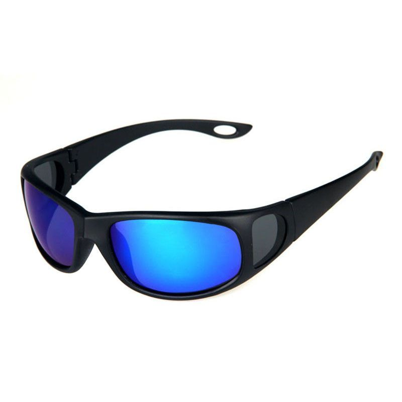 Fishing Polarized Sunglasses Polaroid Sport Glasses Side