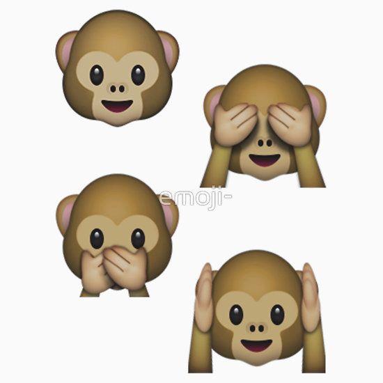 Monkey Emoji By Emoji Aniversario Do Bebe Emoji Topo De Bolo
