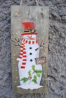 Obrazy - LET IT SNOW... - 6181605_