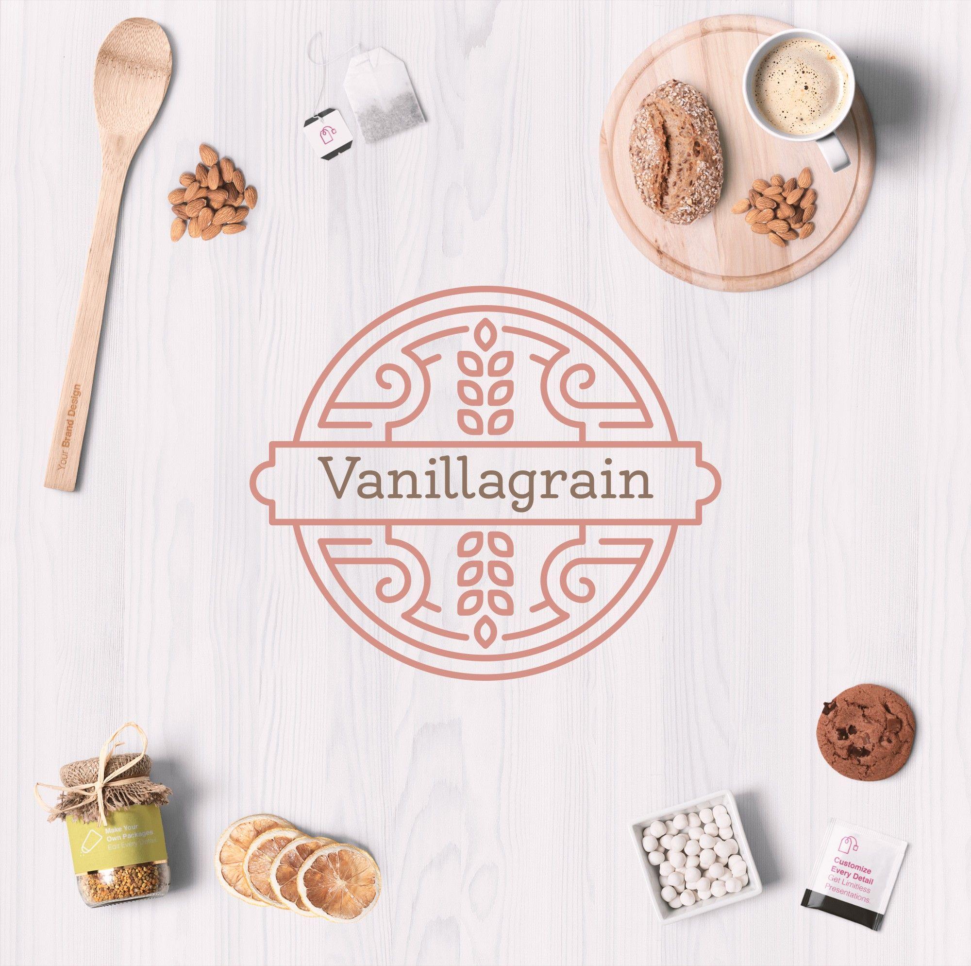 Logo inspiration Food company logo, Baking logo, Best