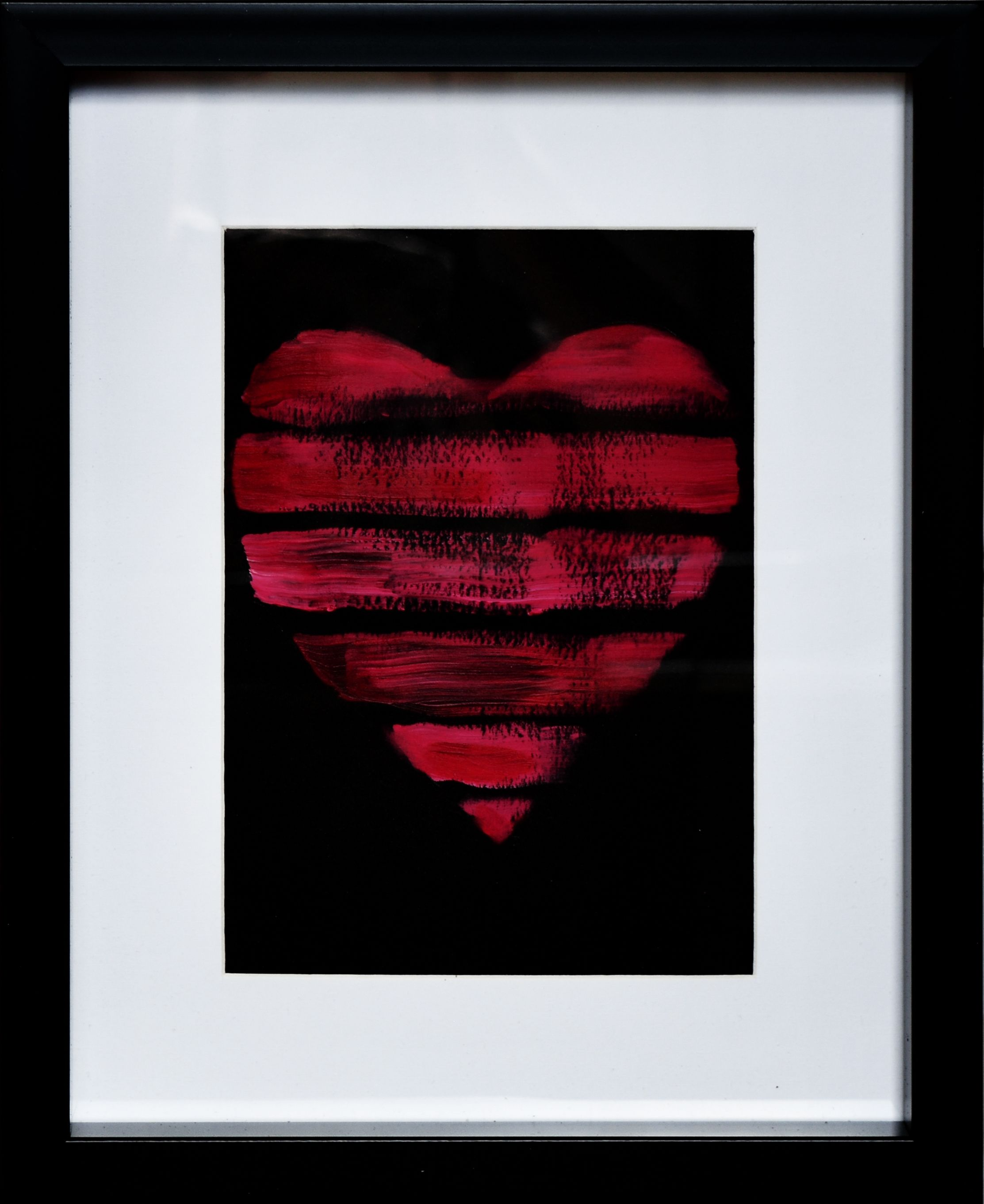 Love Card Wallart Gift Canada Day Gift Independence