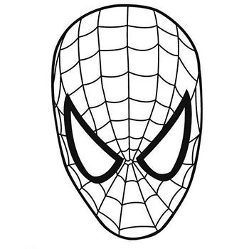 spiderman coloring pages free online - photo#19