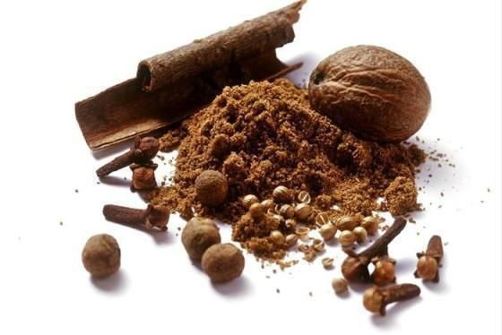 Authentic ***Hot West Indian Garam Hot Masala Mixed Spices 4oz., ,