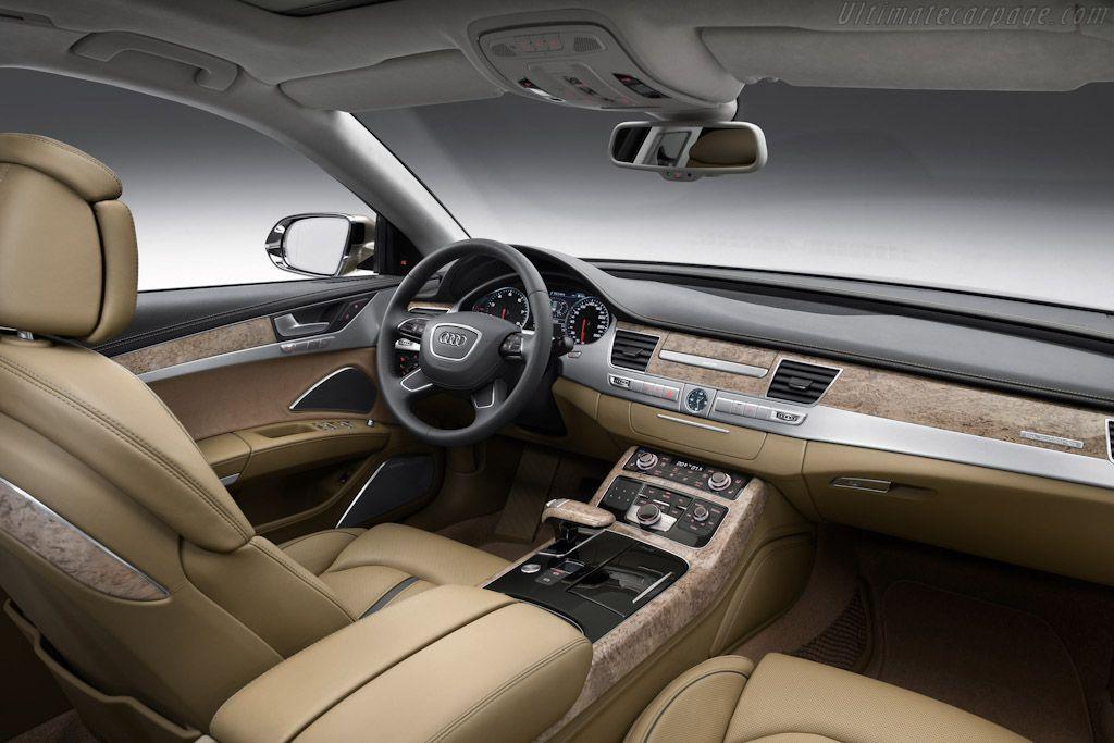 Audi - A8 W12 Quattro