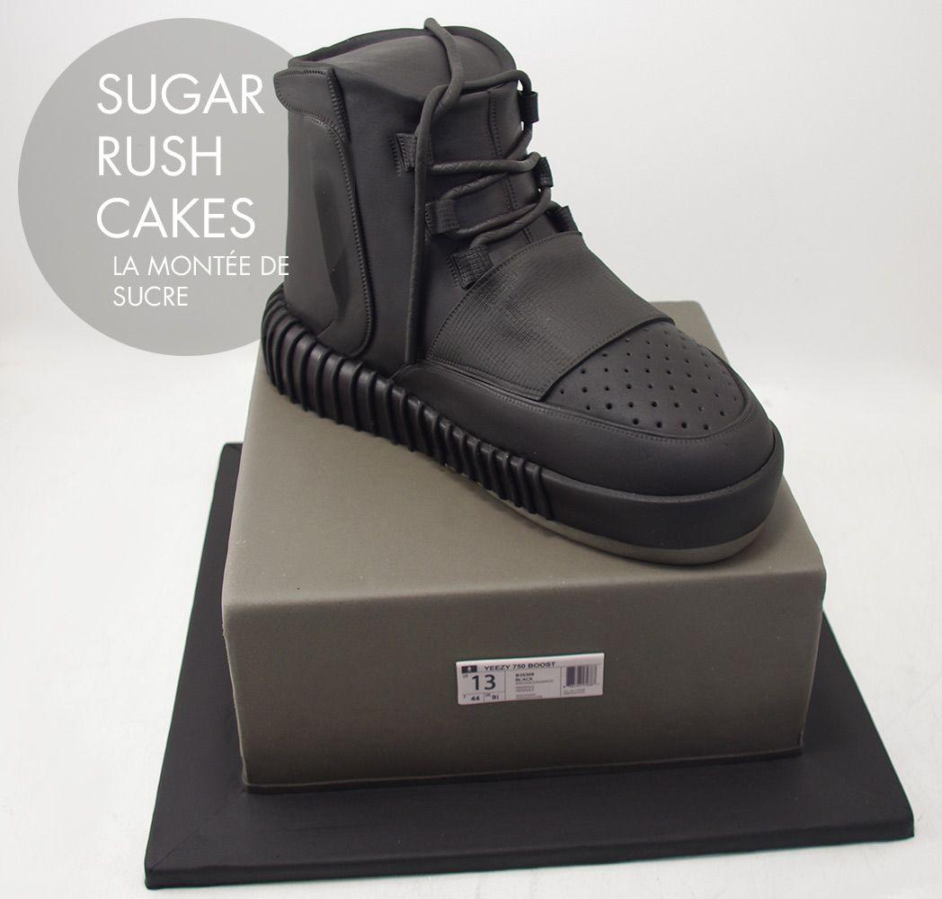 Adidas Yeezy Shoe Cake | Adidas | Pinterest
