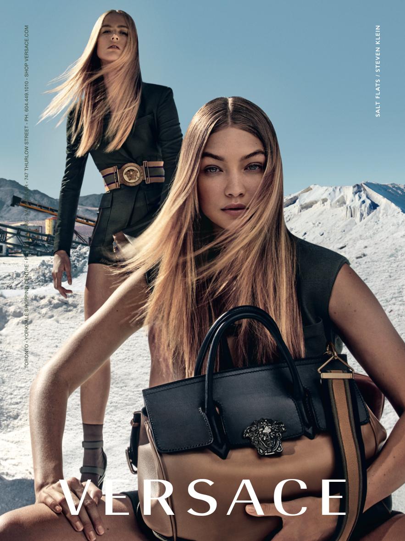 d4b428fe242 Versace 2016 Spring/Summer #Fashion #campaign   versace   Fashion ...