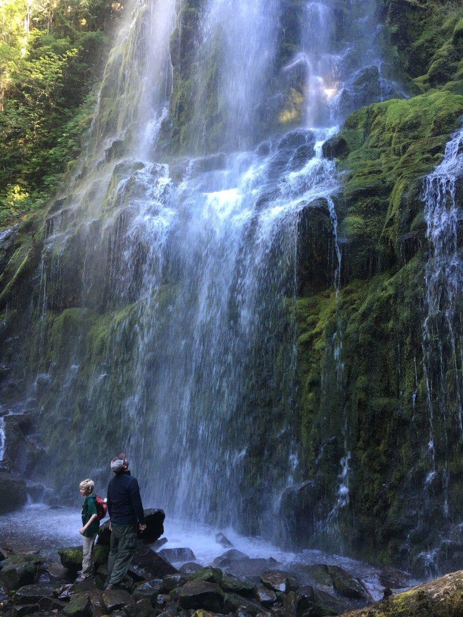 Visiting Niagara Falls with Our Family Niagara falls
