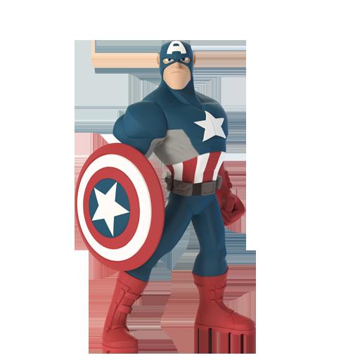 テンプレ キャプテン アメリカ