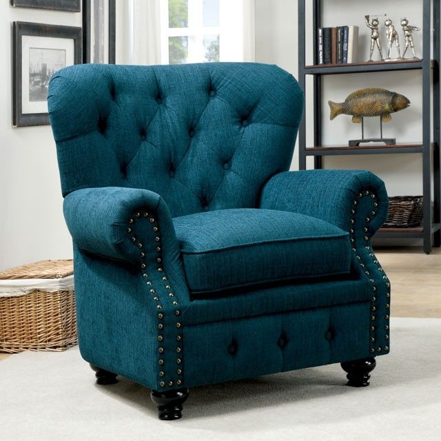 Dark Teal Accent Chair Office Racing Fabric Cm 6269tl Ch In 2019 Home Updates 60 Day Low Price Guarantee On Chairs Living Room A Star Furniture