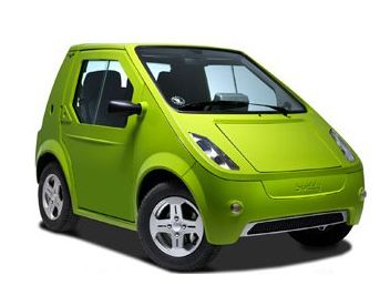 The 100 Electric Norwegian Buddy City Car