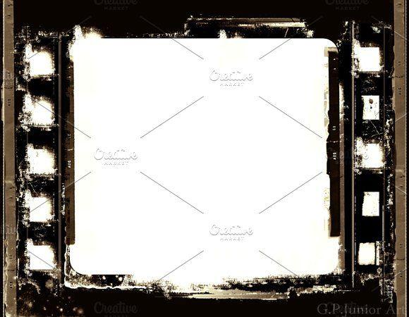 Grunge textured retro style frame Graphics High resolution grunge ...