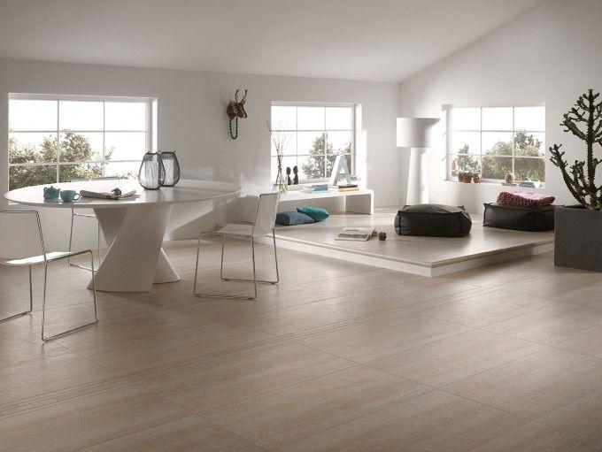 Pavimenti Effetto Legno Bianco : Piastrella in gres porcellanato effetto legno colore bianco