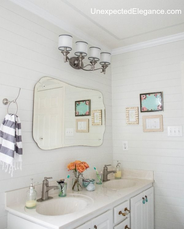 Ceiling Decorating Ideas Simple Painted Border From Unexpected Elegance Blog
