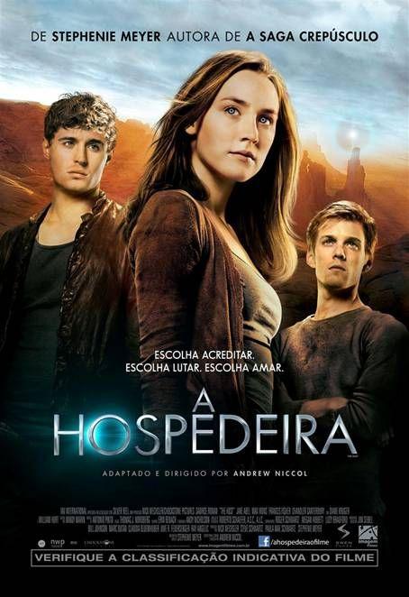 Um Filme De Andrew Niccol Com Saoirse Ronan Max Irons Jake Abel