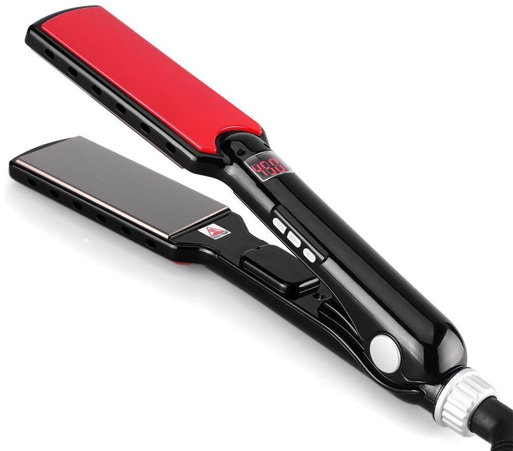 Best Flat Iron: 7 Hair Straighteners For Natural Thick