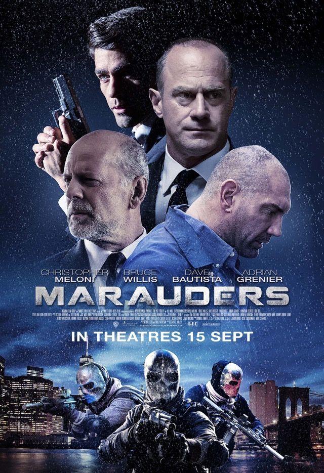 Marauders 2016 Review F Magazine The Marauders Bruce Willis Tv Series Online