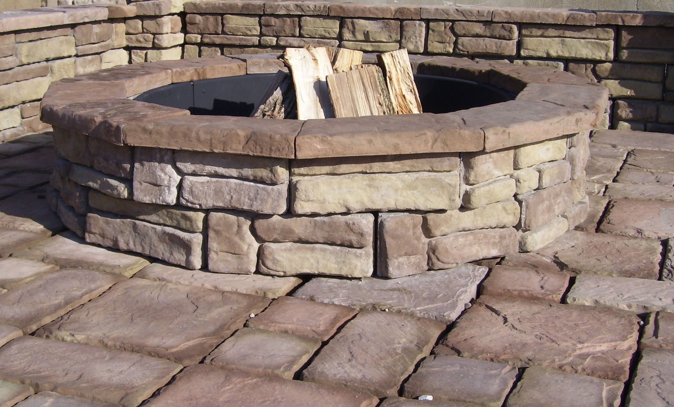 Looking for an easy way to spruce up your backyard check out cool