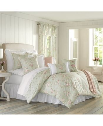 Piper & Wright Lena King Comforter Set & Reviews - Comforters: Fashion - Bed & Bath - Macy's