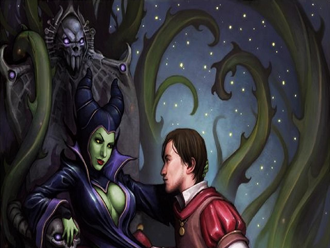 Maleficent and prince phillip - (#135099) - High Quality ...