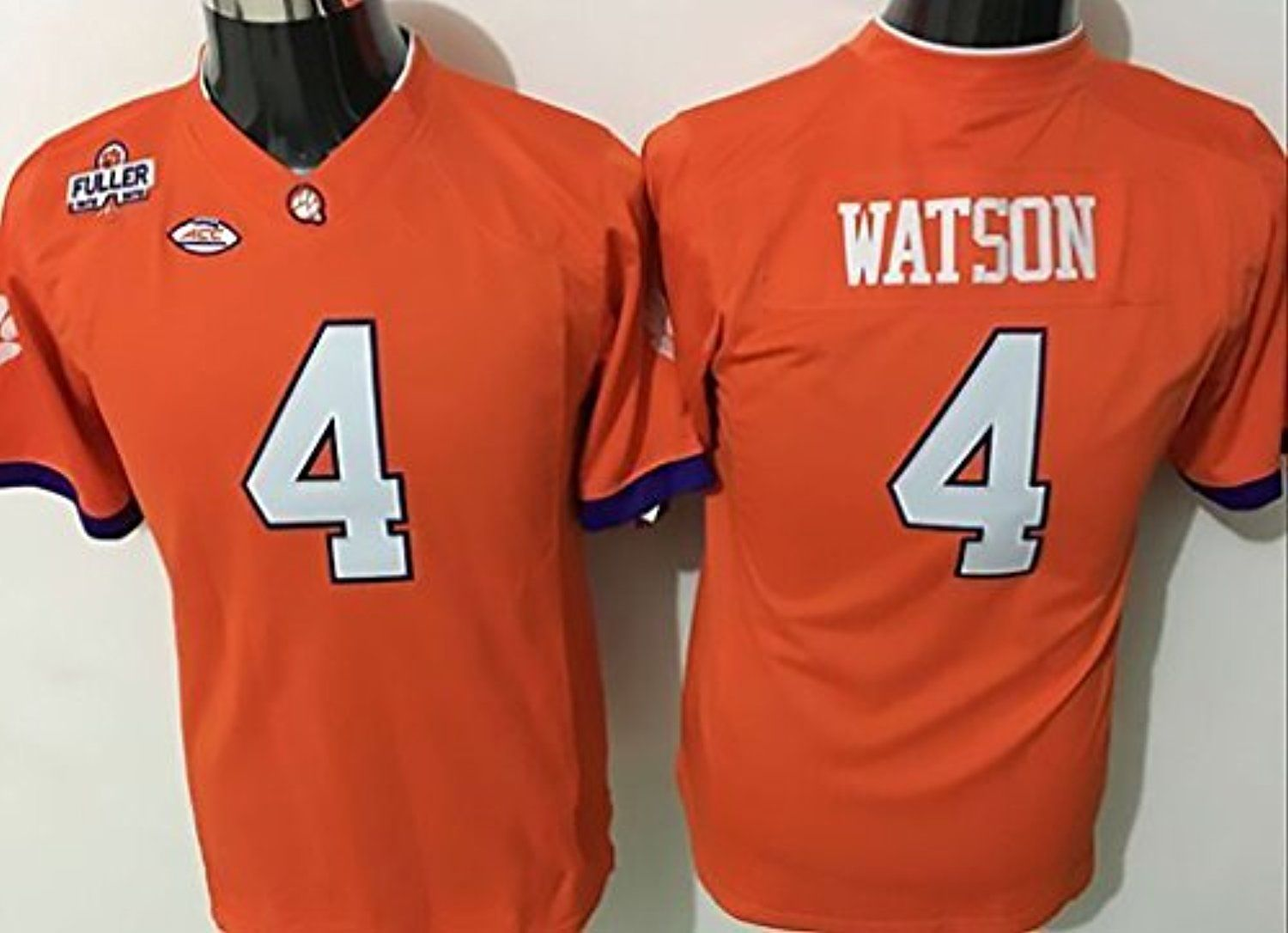 1d327e023 Youth Clemson Tigers  4 WATSON ORANGE Football Jersey Large -- Awesome  products selected by Anna Churchill