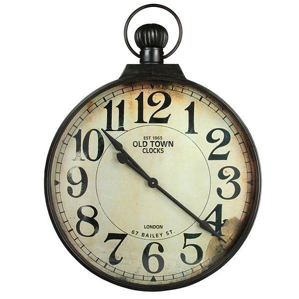 On Time Wall Clock Small Wall Clock Large Wall Clock Wall Clock