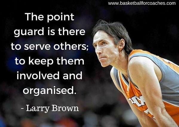Point Guard Guard Quote Basketball Quotes Sports Quotes