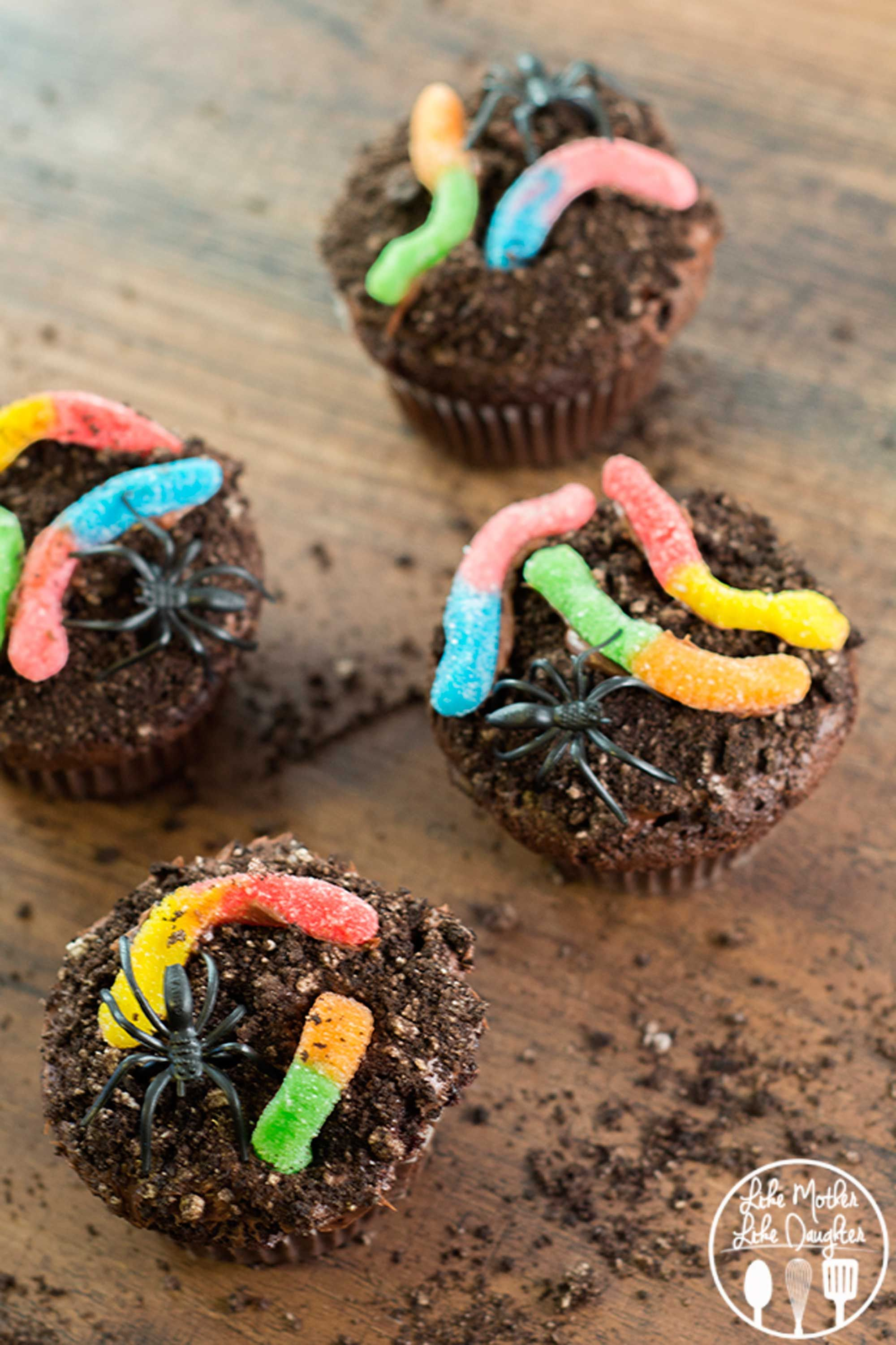 55 Best Halloween Cupcake Ideas For A Scary Cute Dessert Table