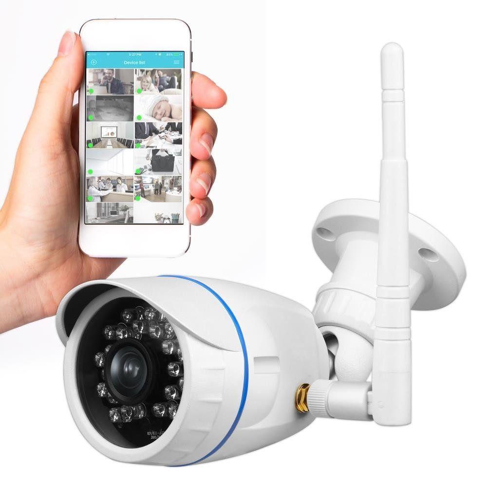 Amazon.com : Outdoor Wireless IP Camera - HD Network Security ...