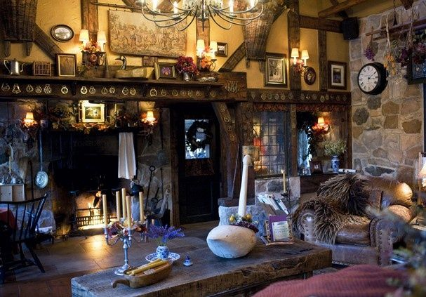 Scottish Cottage Interiors