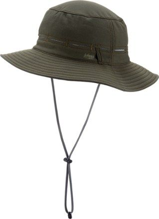 6b1bbdbe2419c3 REI Co-op Bucket Hat Dark Army Cot L/XL | Products | Mens sun hats ...