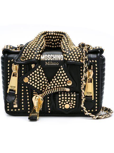 Damenhandtaschen & Taschen: Moschino bei Luxury & Vintage Madrid, die beste Online-Auswahl und Luxus-Kleidung … – Fashion Inspire | Fashion Inspiration Magazine, Beauty-Ideen, Luxus, Trends und mehr