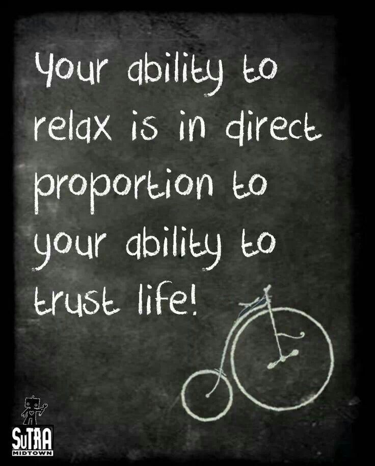 ability to trust