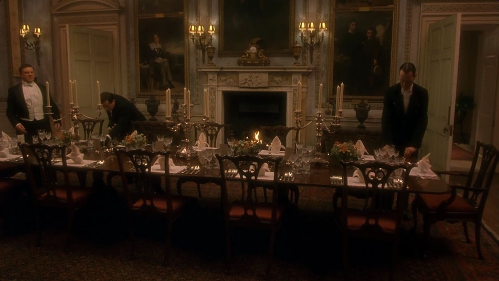 Gosford Park Dir Robert Altman 2001