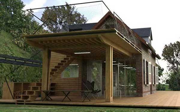 Amazing Eco Green Home Design Ideas