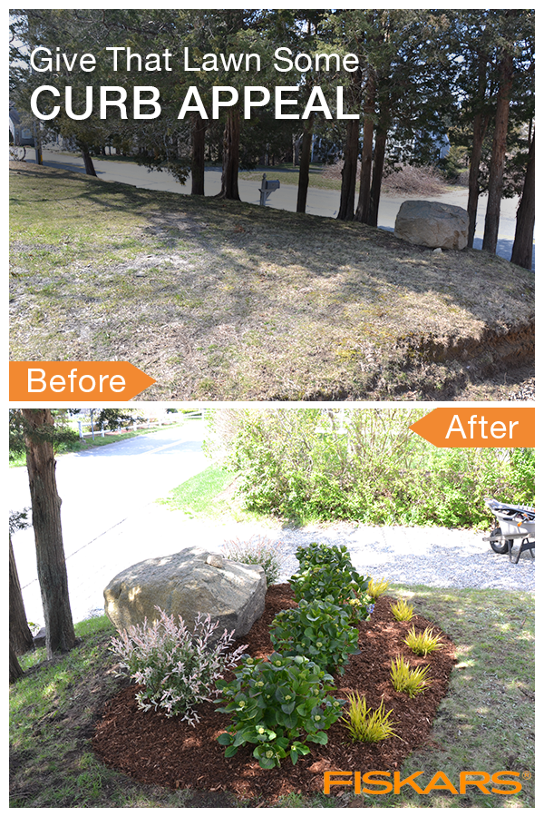 Foundation Plants Shrubs For Front Of The House Curb Appeal Fiskars Outdoor Gardens Plants Lawn And Garden