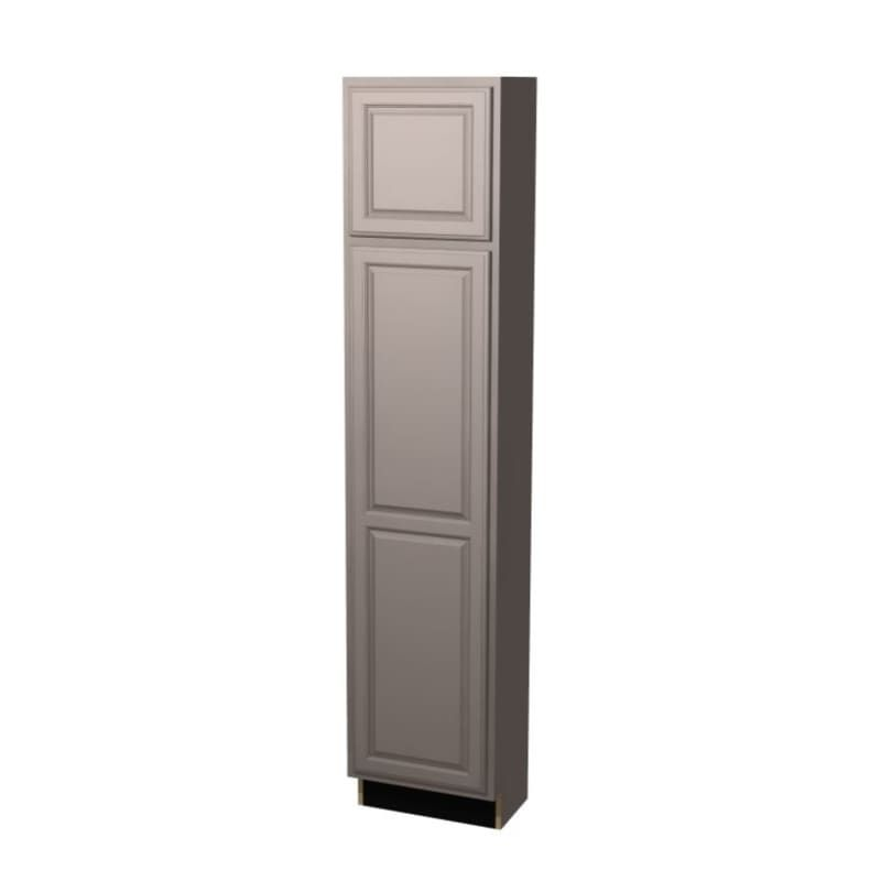 Essentials Snr Mp S St All C U1884r In 2020 Tall Pantry Cabinet Raised Panel Doors Grey Painted Kitchen