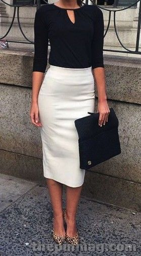 Way To Look Perfect With Women Work Outfits