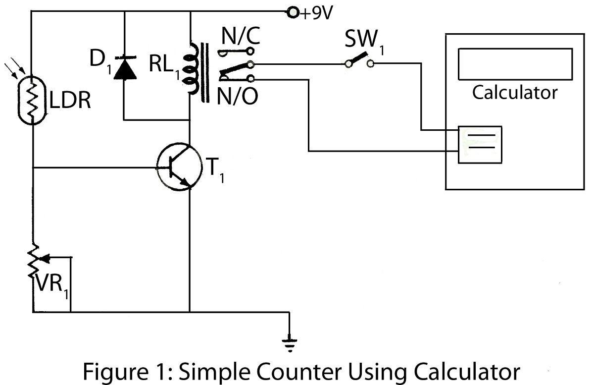 simple burglar alarm circuits